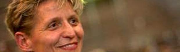 Birgit Oelkers: 'Mensen worden pas echt blij als ze met elkaar iets tot stand brengen'